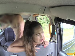 Busty handjobs movie gallery fake taxi thai masseuse works her magic, faketaxi fake taxi sex in car