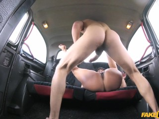 Fake Taxi - Saucy Hot Brute Loves Czech Cock
