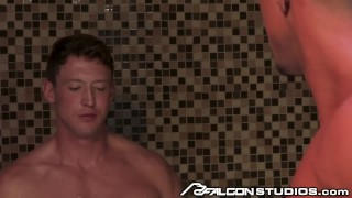 FalconStudios Big Dick Muscle Hunk Daddy Rough Fucking Stranger