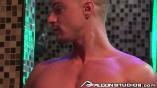 FalconStudios Big Dick Muscle Hunk Daddy Rough Fucking Stranger Girl slave