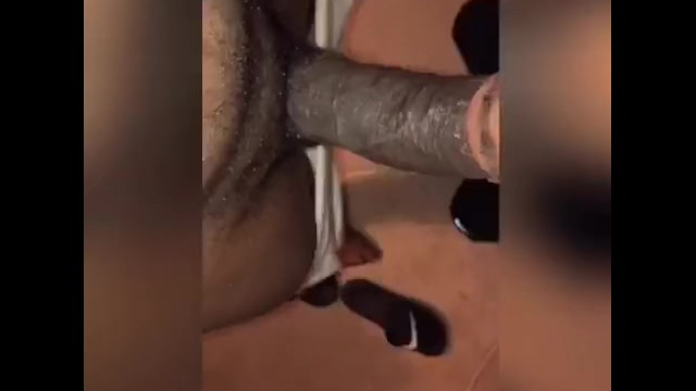 Old on black gay Fucking a old straight co-worker