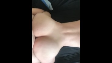 Big booty gets fucked hard
