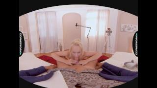 Busty Angel Wicky Talks Dirty & Fucks Hard in 5K POV VR