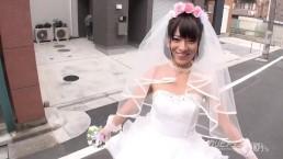 【無】CRB48 ~成宮ルリが一日お嫁さん~ Ruri Narumiya