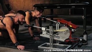 Machines sex fetish anal daddy group clubinfernodungeon sex dick