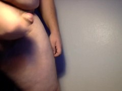 Masturbating Solo Male (For more videos like this follow LUSTHUBCAM.COM)