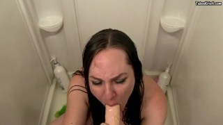 pregnant mom fuck in the bathtub JOI (mother of love)