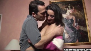 Milf and fucking seducing hot persia doggy mom
