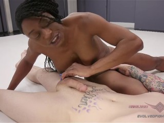 delicious anna song doing her lesbian thing fucking