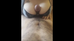 ARRESTED COCK FUCKING HOT ARABIAN BOOBS SLOW MO CUMSHOT AFTER HANDJOB