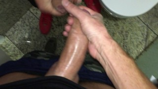 Cum at meeting in and family brothers cock restaurant taste step step fuck