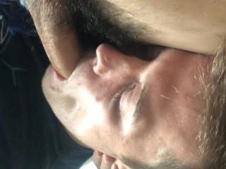 Intimate HD Morning Blowjob+Facial