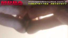 RELAX EN MASAJES GAY CON CLIENTE ACTIVO