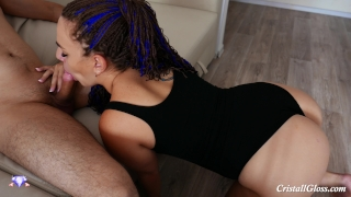 MILF Sloppy Blowjob and Cum in Mouth