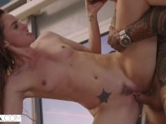 VIXEN Tori Black Has Incredible Passionate Sex Like A Boss