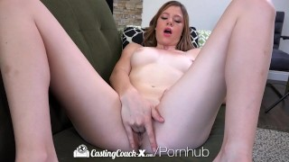 Castingcouchx freckled collins agent casting fucked by mia big castingcouch