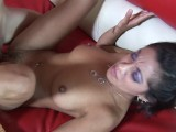 A Central American Migrants Wants Cum In her Pussy