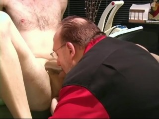 Hairy milf hard anal fucked