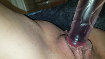 Squirting all over my man