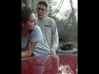 Vandella Tube Sex In The Woods, Amateur Big Ass Babe Brunette Interracial Teen Exclusive
