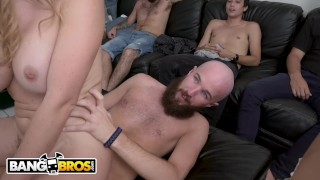 Valentina with five team fuck rose krissy jewels monroe lynn bangbros fuck five