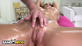 BANGBROS - Now This Is How You Grab 'Em By The Pussy! Featuring Capri Caval 3some fuck