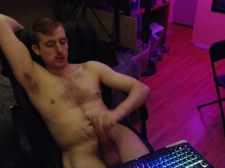 Young canadian his bacon cock jerk off no...