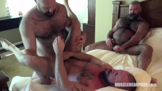 Cock Hungry Cum Pigs Fit muscular