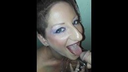 Sexxycandyxxx Soft Piss Drinking