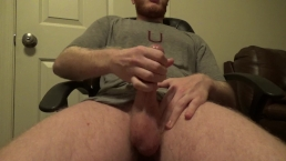 Moaning And Cumming Hard For Cali -- JohnnyIzFine