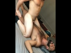 Griffin And Gabriel tie down and edge Lex