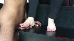 Extreme Trampling & Ball Crushing - Sadistic Queens 4 (Stomps & CBT)