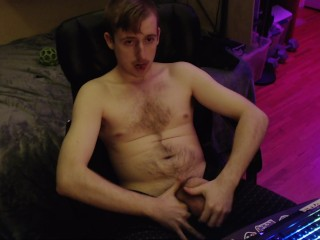 Gay hairy off on cam young canadian stud...