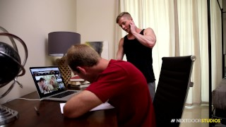 Analize muscle brother nextdoorstudios i hairy step let me my dick fuck