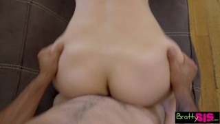 Teases se he sis stepbro till fucks bratty grace point
