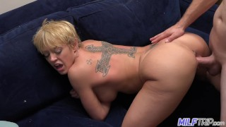 MILF Trip - Sexy short-haired blonde MILF Dee Williams - Part 2
