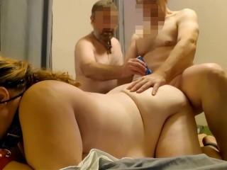 Picture of 2018-10-14 -Master manslut fuckmeat play make porn S1C2 BBW BDSM Bisex Mmf