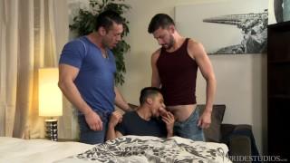 extrabigdicks armond rizzo found 2 big dicks to have fun with