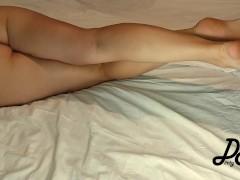 Intence Crossed Legs Masturbation, Real Female Orgasm ~DirtyFamily~