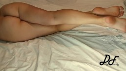 Intence Crossed Legs Masturbation, Real Female Orgasm ~DirtyFamily~