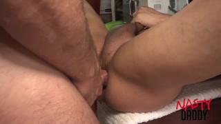 His son daddy fucks raw fetish