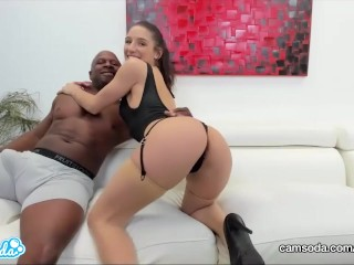 husband eats creampie from wife