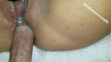 Big Ass Latina Has Multiple Anal Orgasms (Free Edit Includes Painal ending)