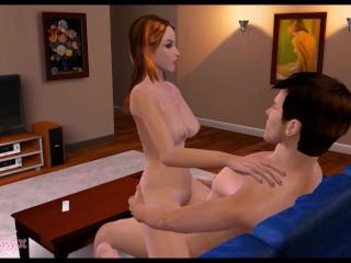 Hot Erotic 3D Hentai Animated Porn Naughty Girls Fucking Guys Cum Covered