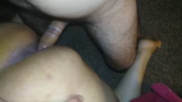 Doggie style with a 23 year old bad boy!