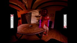 VRCosplayX.com XXX TV REDHEADS Compilation In POV Virtual Reality Part 1