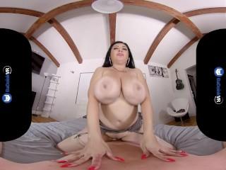 BaDoinkVR.com Top Class Sex With Big Titted MILF Escort Lady Jaylene Rio