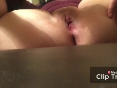 Fucking myself hard before bed time/ very loud moaning and hard fucking