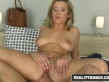 Reality Kings - Dirty french girl Nasta Zya fucks for rent