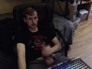 Hard off by stud on webcam for live...